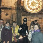 Ghost Tour 12/04/2014