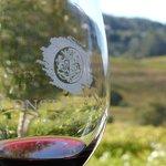 Beautiful wine and setting