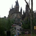 Замок Garry Potterа