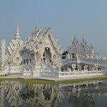 Templo Blanco - Panoramica
