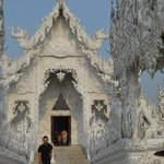 Templo Blanco - Entrada