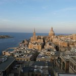 Valletta, Malta from room 601