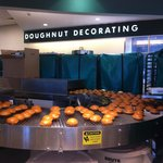 Doughnut conveyor belt