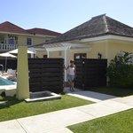 Presidential Suite w/ semi private pool
