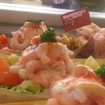 beautifull presentations of seafood
