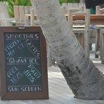 beach hut services...