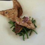 Foie gras frais
