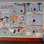 Lots of Peanuts Murals here
