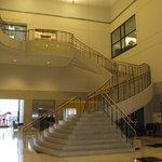 Inside the Clark Center for Kentucky History