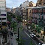 View from Hotel Fontecruz