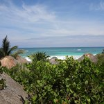 Cabana #18 view