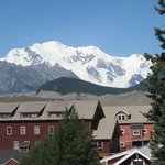 Mount Blackburn--Highest of the Wrangells--16,300.