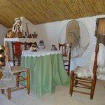 Mini museum of Rosa Barquera