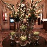 Ritz florals
