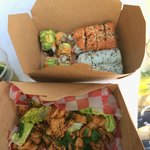 food from the asian cuisine