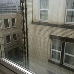 View from window.