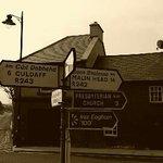 Malin Road Sign