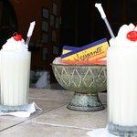 Pina Coladas! w/ rum ;)