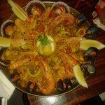 Paella!!!!! mmmmm