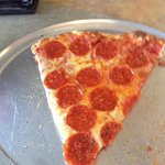 Pepperoni slice number 2
