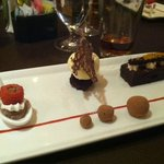 Chocoholic's Dream at The Dancing Goat
