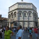 Batistério -Piazza de Duomo