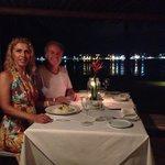 Jantar com vista Rio Buranhém