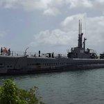USS Bowfin submarine.