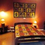 Des chambres du meilleur goût , originales,et confortables