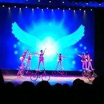 Ballerinas on Bikes