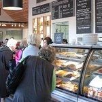 Raewood Fresh Cafe inside