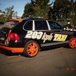 Highland MotorSport Park Porche Cayenne Turbo
