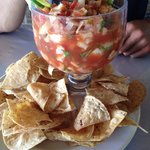 Loved the conch ceviche here
