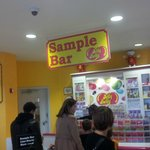 Candy Sample Line