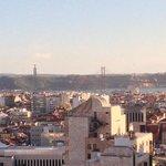 Vue sur Lisbonne - VIP Lounge