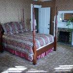 Edith Wharton Room with Shared Bathroom