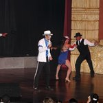 Show en el teatro