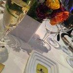 Table impeccable !