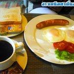 ชุดอาหารเช้า (135 บาท)