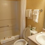 Anderson Extended Stay Hotel Foto