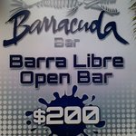 Barracuda Bar Acapulco