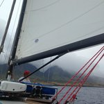 Sails on the Scotch Mist II