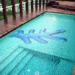 สระว่ายน้ำดาคฟ้า