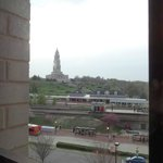 View of the Washington Masonic Temple from room