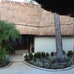 Palapa Garden Deluxe - outside view