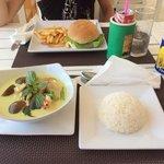 cucina thai ed internazionale