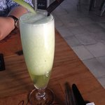 fresh melon juice
