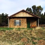 Meadow View Cabin Exterior