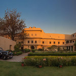 Royal Heritage Haveli Drive way