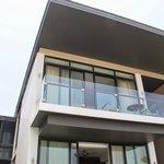 A closer look at one villa